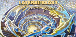 lateral blast