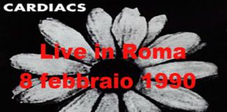 Cardiacs live Roma