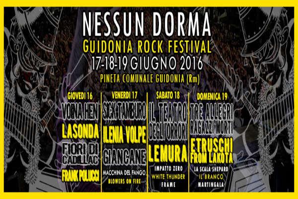 Guidonia rock festival
