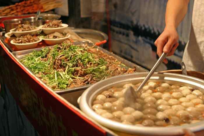 Festival dello street food il 9 10 11 12 maggio